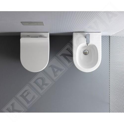Rimless конзолна тоалетна Glomp - AXA Italy