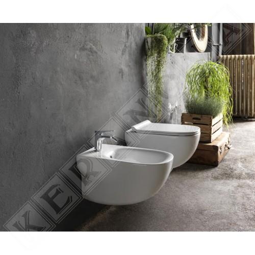 Rimless конзолна тоалетна Wild - AXA Italy
