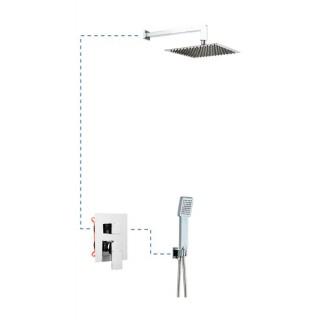 Вградена душ система Bold - Aquagrif