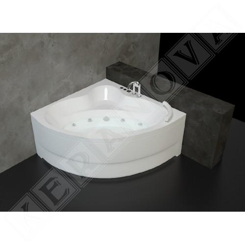 Акрилна вана Niza 130x130 см.