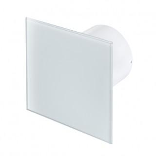 Вентилатор за баня Escudo стъклен прав панел