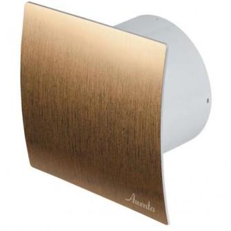 Вентилатор за баня Escudo златен