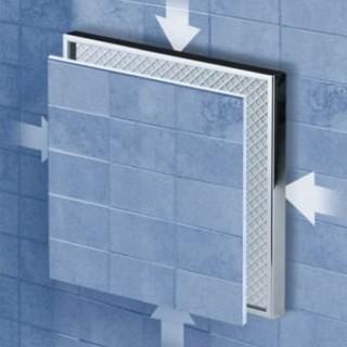 Вентилатор за вграждане на плочка