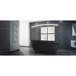 Свободно стояща вана Vera Black 142x62 и 160x70 см.