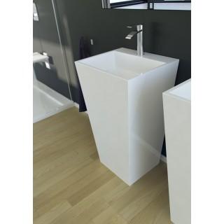 Свободностояща мивка Vera 50x40 см.