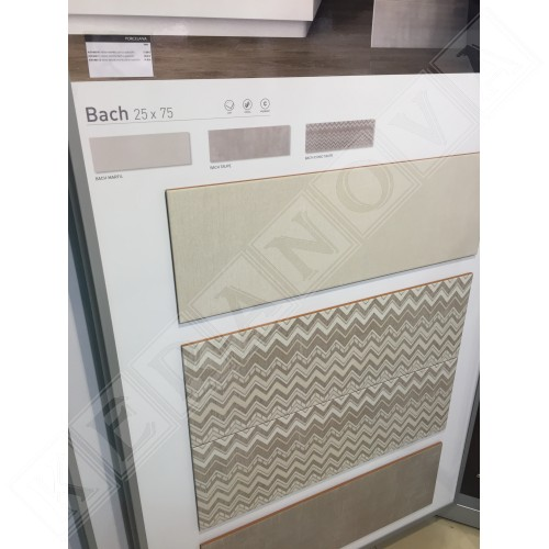 Баня Bach 25x75 - Bestile