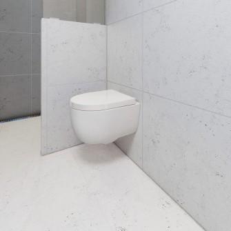 Rimless конзолна тоалетна Tondo - Bocchi