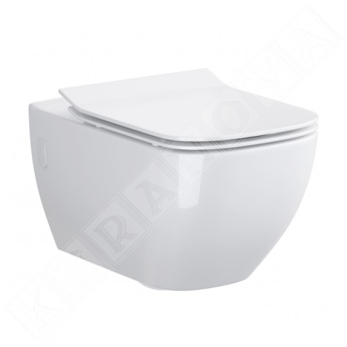 Тоалетна без ръб Metropolitan Clean ON Cersanit