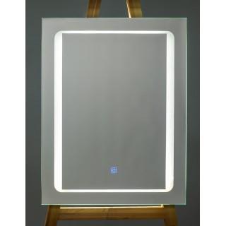 Огледало с осветление 57х73 см.