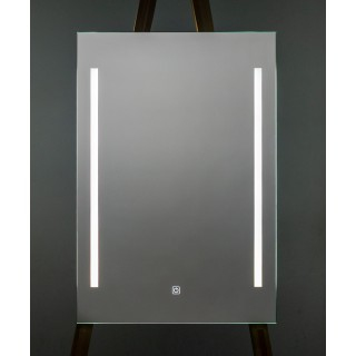 Огледало с осветление 55х80 см.