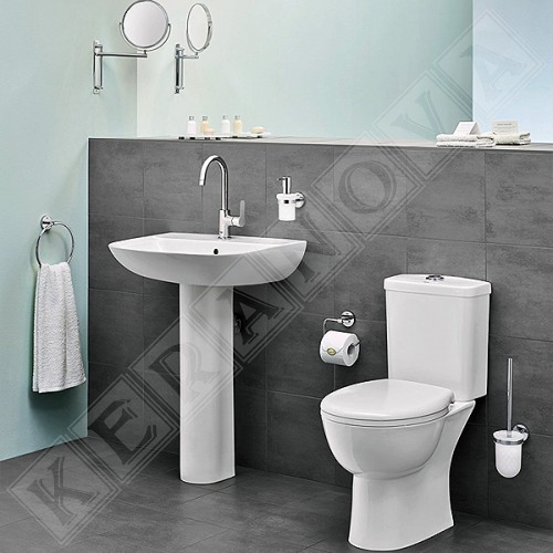 Моноблок Rimless Bau Ceramic - Grohe
