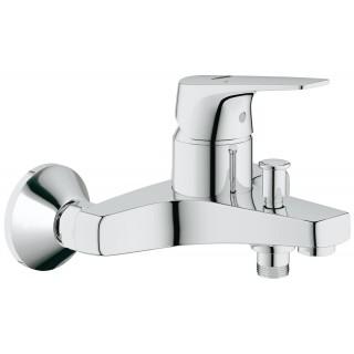 Стенен смесител за вана/душ Bau Flow