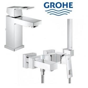 Grohe Eurocube промо пакет 2 в 1