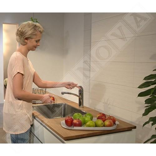 Hansgrohe Logis Смесител за кухня 160 CoolStart Eco 71839000