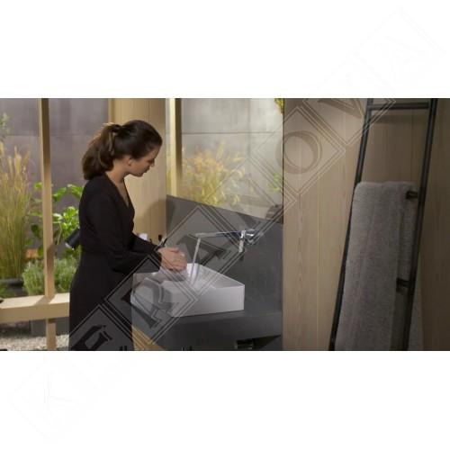 Hansgrohe Metropol вграден за мивка