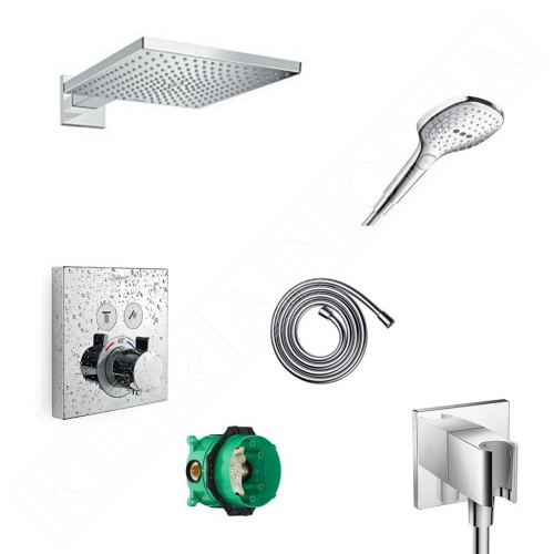 Hansgrohe Design Luxury Set