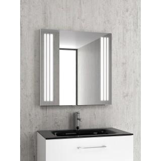 Огледало с осветление PIC011 100 см.