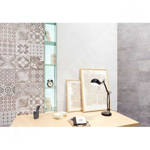 Баня Beton 20x60 - Keros Ceramica