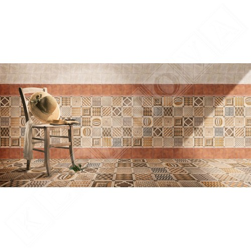 Серия Rialto 15x15 - Mainzu Ceramica