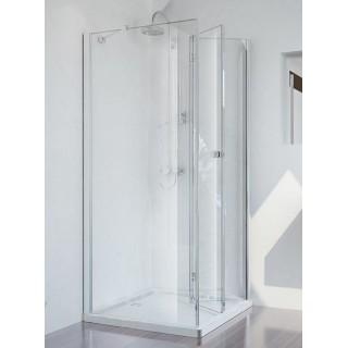 Кабина 100 см хармоника + 100 см фикс - Smartflex