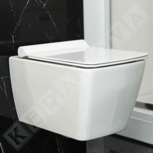 Тоалетна Alba Soft Close - Serel