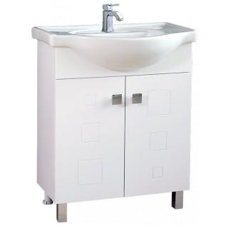 Шкаф с мивка Дея 70 см.
