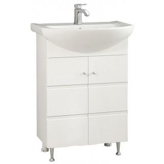 Шкаф с мивка Емона 60 см.