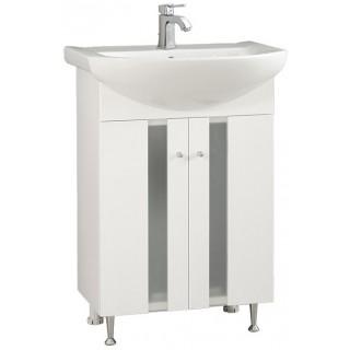 Шкаф с мивка Флора 60 см.