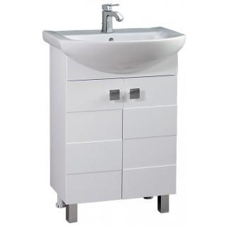 Шкаф с мивка Ирина 60 см.