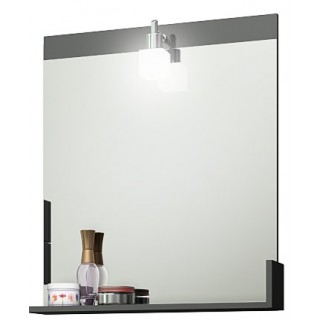 Огледало с осветление Сигма 60х70 см.