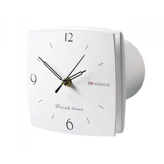 Вентилатор за баня с часовник