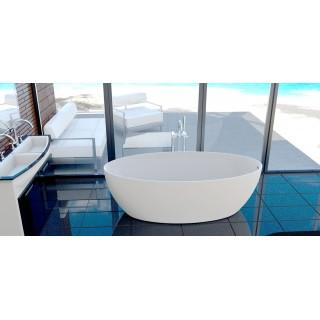Свободно стояща вана Oval 186х89 см.