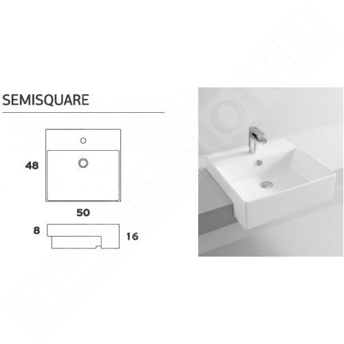 Мебел за баня Free 100EX - 100 см.